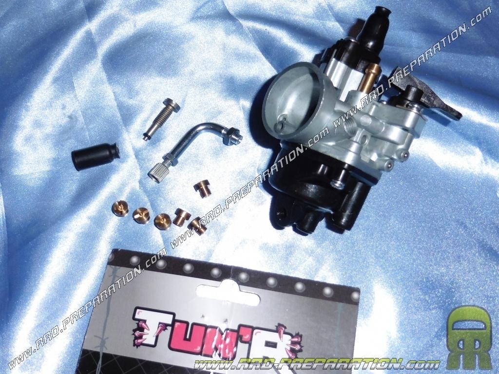 carburateur tun 39 r by ysn type phva 17 5 souple graissage s par starter levier. Black Bedroom Furniture Sets. Home Design Ideas