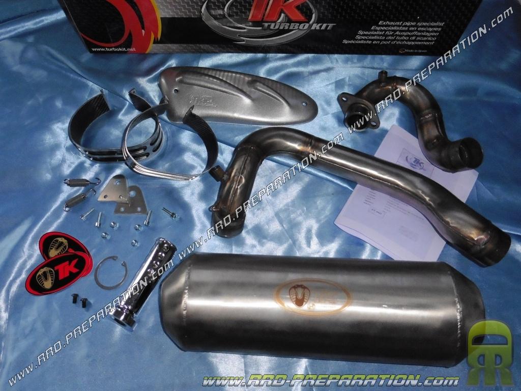 exhaust line TURBO KIT TK BUGUIES for BUGS BUGUIES, QUAD CF MOTO 500 -  www rrd-preparation com