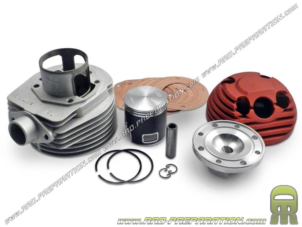 kit haut moteur 177cc 63mm parmakit tsv evo aluminium lml star deluxe vespa ts sprint. Black Bedroom Furniture Sets. Home Design Ideas