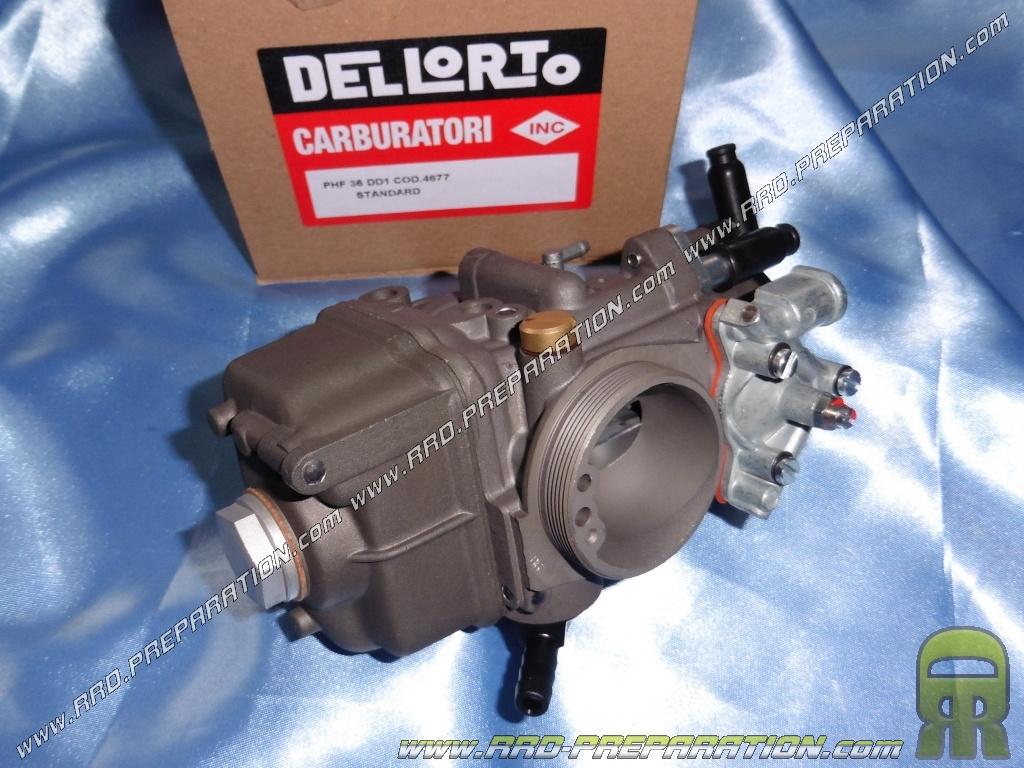 36mm carburettor DELLORTO PHF 36 flexible DD, a starter motor cable, motor,  quad     4T
