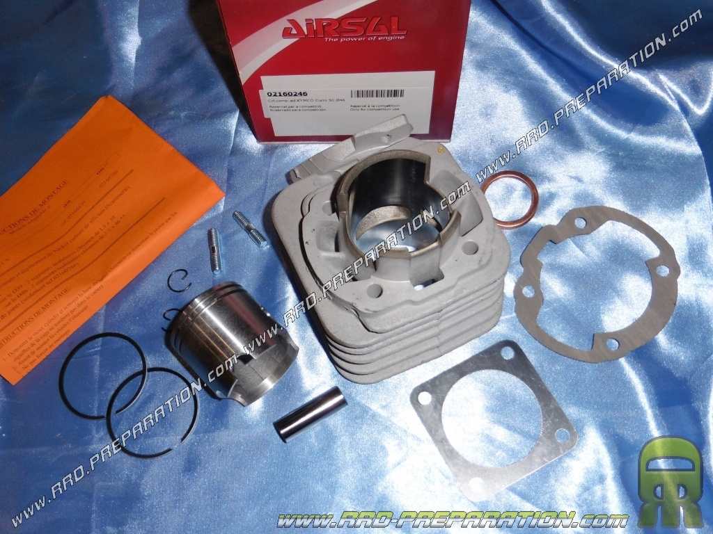 Cylinder Piston 70cc 46mm Aluminum Scooter Sport Airsal Bsv Kymco And Spark Plug Wiring Harness Honda Dio Shadow Srx Cx Zx Dj Fever