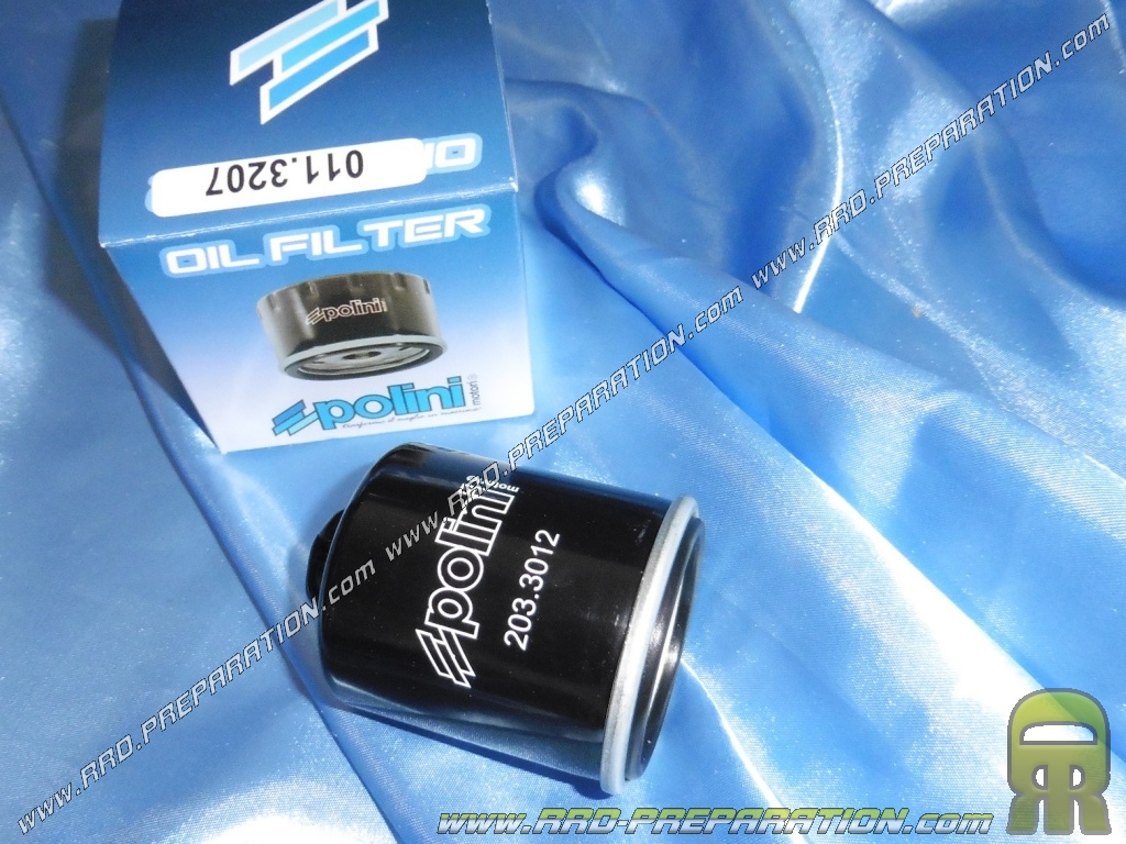 Vespa GT 200 L POLINI Filtre huile