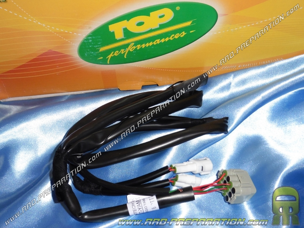 Harness Wiring For Cdi Top Performances On Yamaha Yzf Wr 125cc