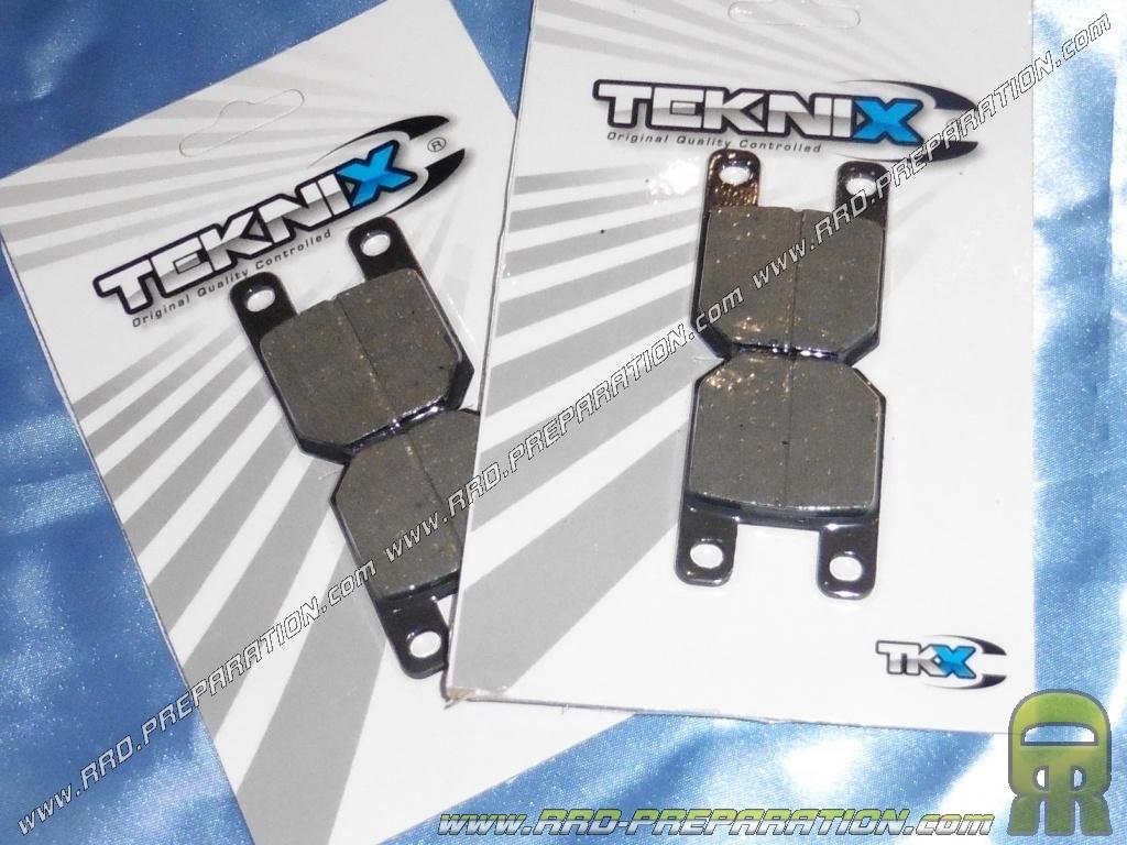 Plaquette de frein Teknix Moto Derbi 50 Senda Neuf