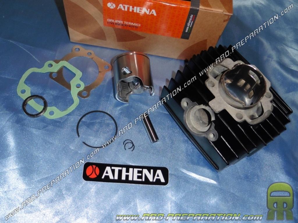 Kit 70cc Ø47,6mm ATHENA aluminum for HONDA CAMINO, PX 50