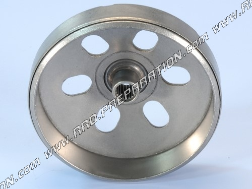 POLINI SPORT clutch bell for KYMCO scooter, PEUGEOT, SYM, HONDA, GY6      150 and 125 - www rrd-preparation com