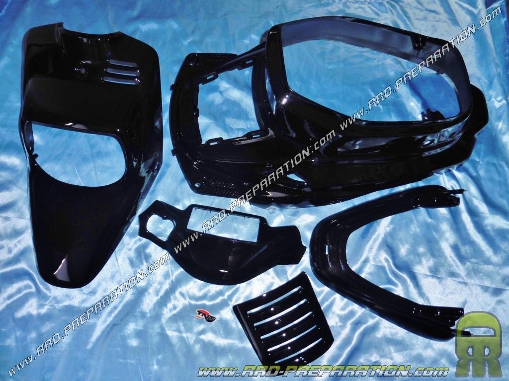 kit 5 pi ces de car nage tnt tuning pour mbk booster spirit yamaha bw 39 s avant 2004 couleur. Black Bedroom Furniture Sets. Home Design Ideas