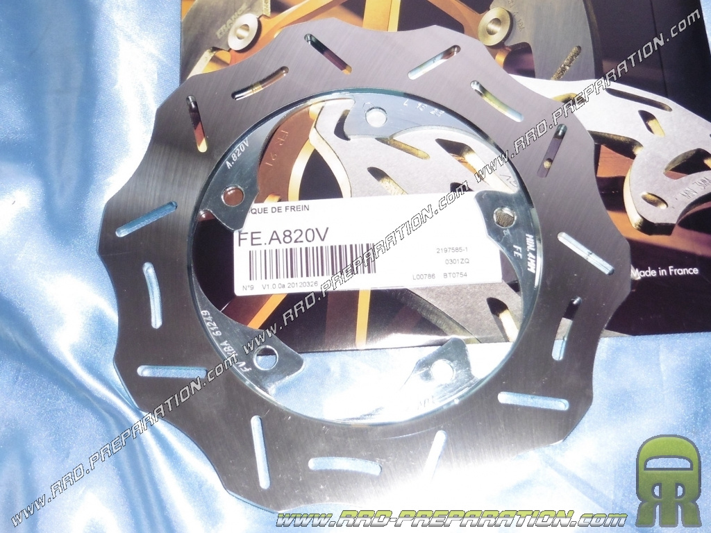 disque de frein france equipement 220mm vag aprilia rs. Black Bedroom Furniture Sets. Home Design Ideas
