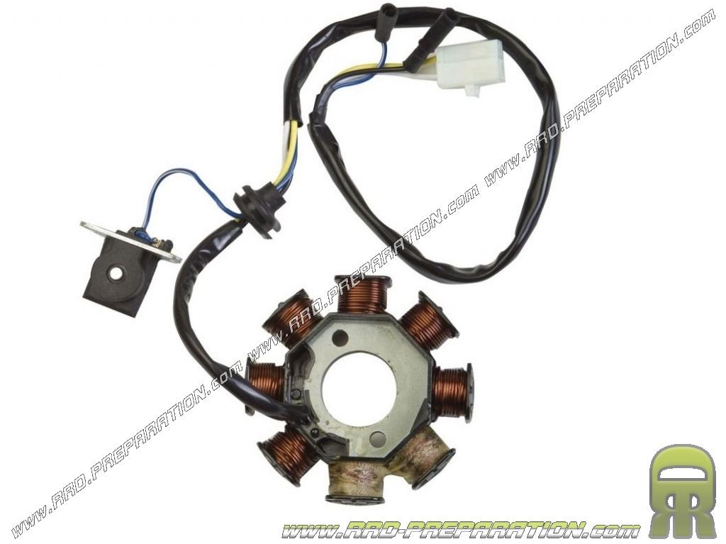 Stator alternateur allumage PIAGGIO Vespa PK XL xl2 50 125 APE FL fl2 tl6t 2 T