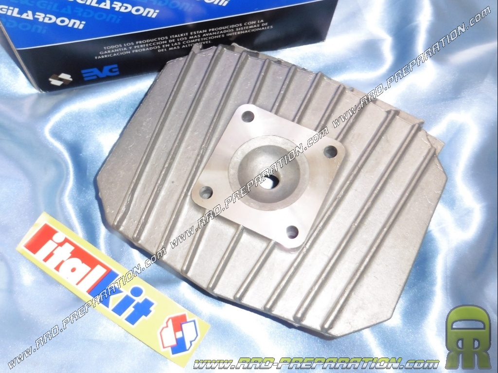 Culasse haute compression italkit 47mm pour moto derbi for 998 haute compression