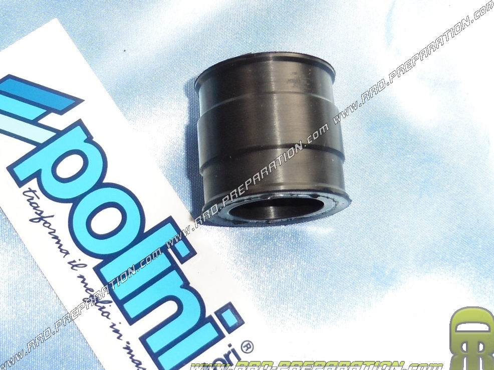 Flexible hose POLINI connection pipe / carburettor Ø28,5 and 25mm CP and  PHBG 15, 17,5, 19, 21