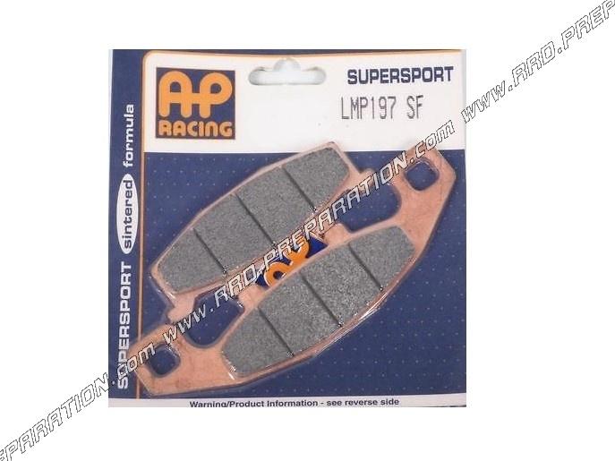 AP RACING front / rear brake pads for SUZUKI, KAWASAKI