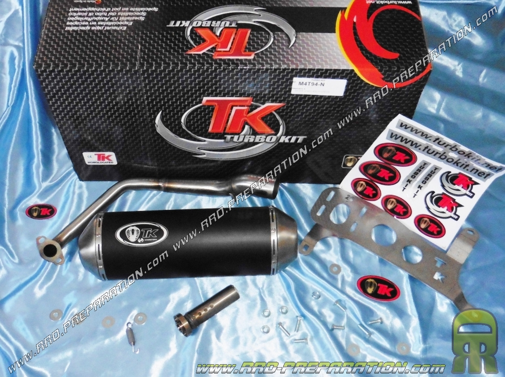 Exhaust Turbo Kit Tk Maxi Scooter Kymco Agility City And
