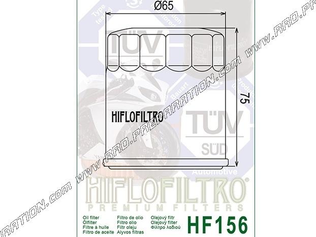 KTM SMC 625/620/ /640/duke Filter A /Öl HF156