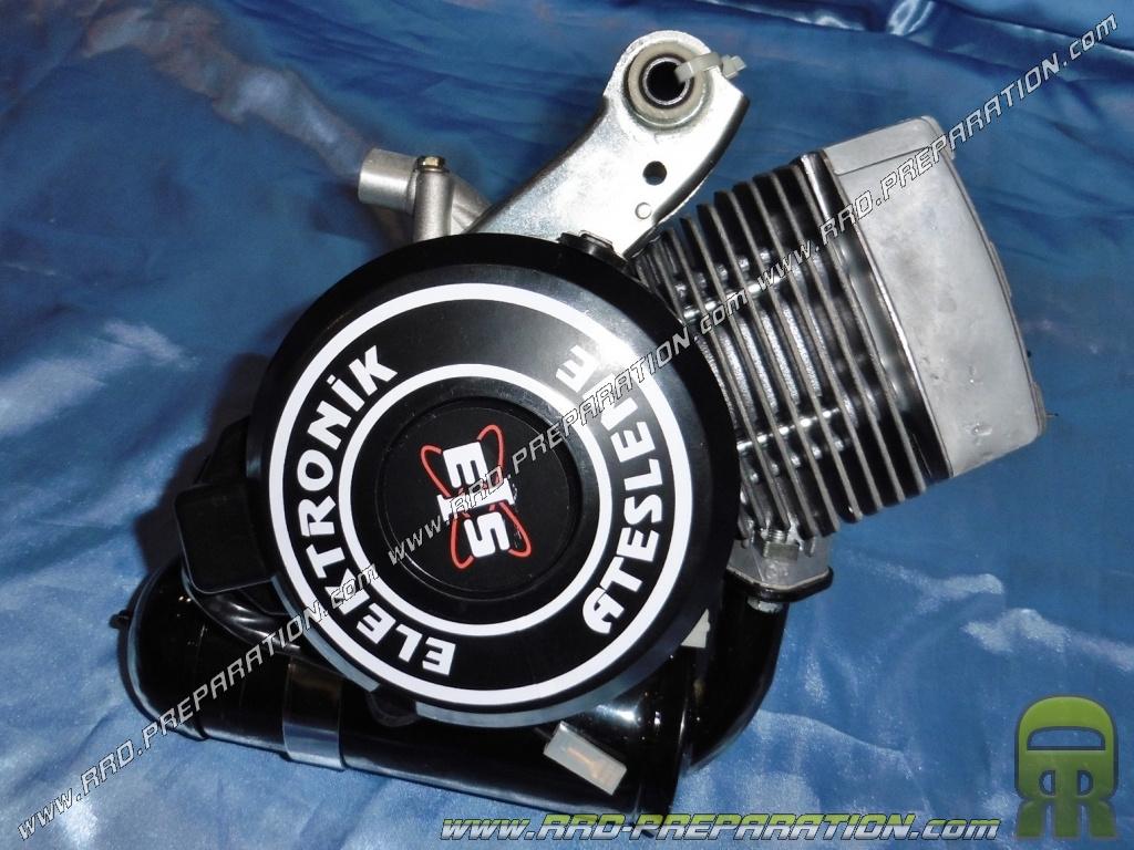 SELECTION P2R Polea Adaptable Peugeot 103 SP MVL Motoris/é Vogue con pi/ñ/ón 11 Dientes