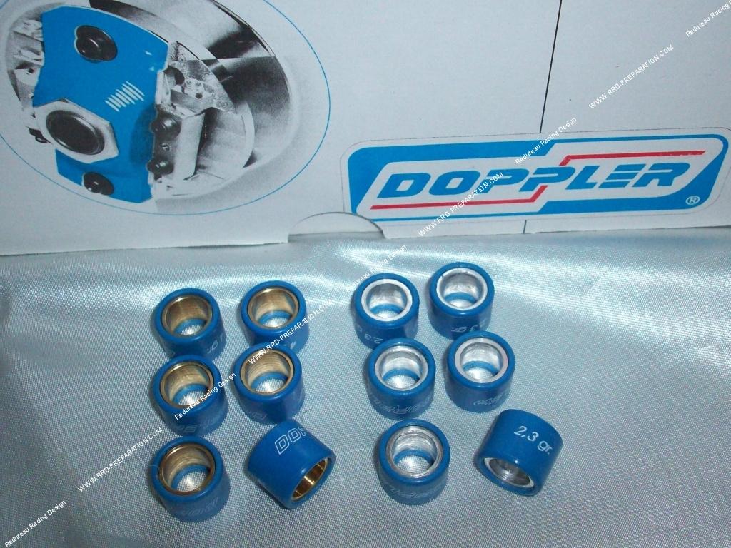 Aprilia Sonic 50 LC 3.3 gram HD Variator Rollers