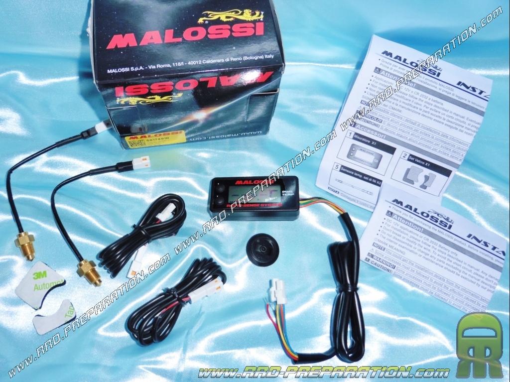 Capteur thermique eau de refroidissement pour Aprilia SR Racing Suzuki Katana LC