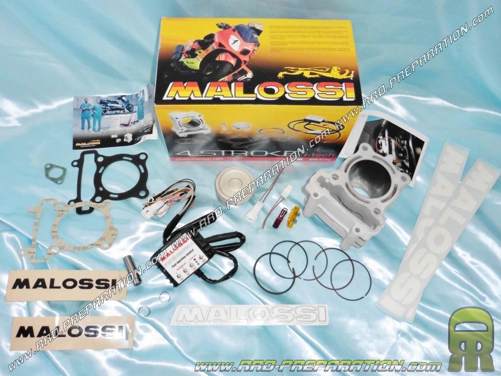 euro3 Zylinder Kit AIRSAL SPORT 125ccm f/ür Yamaha YZF-R 125 4T LC