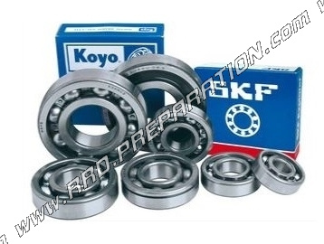 SEALS YAMAHA YZ 125 2005 2006 2007 2008 2009 2010 2011-2017 CRANK BEARINGS