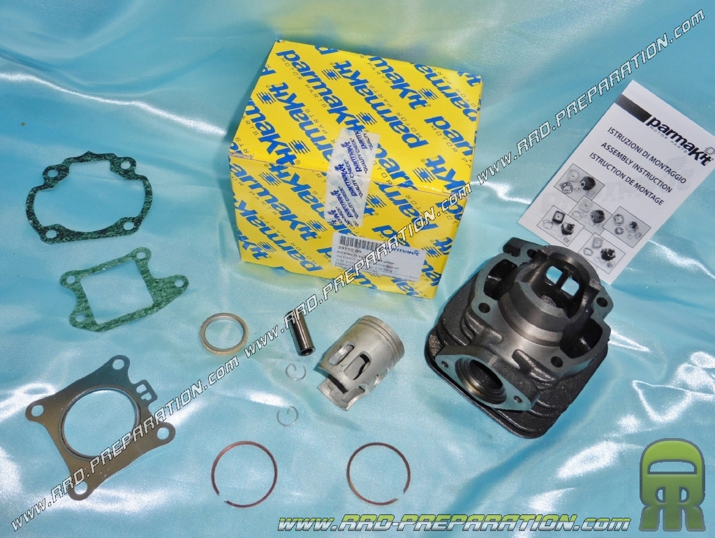 Piston Without Cylinder Head Parmakit Cast Iron 50cc 39mm Kymco And Spark Plug Wiring Harness Scooter Heroism Sniper Quad Mxu Mxer
