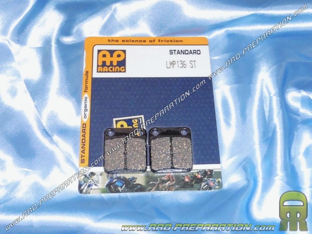 AP Racing brake pads front for HYOSUNG COMET KAWASAKI ZZR