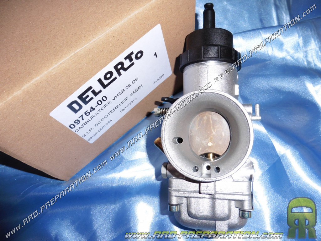 Throttle to Carburettor Complete TNT for Yamaha Neos MBK Ovetto