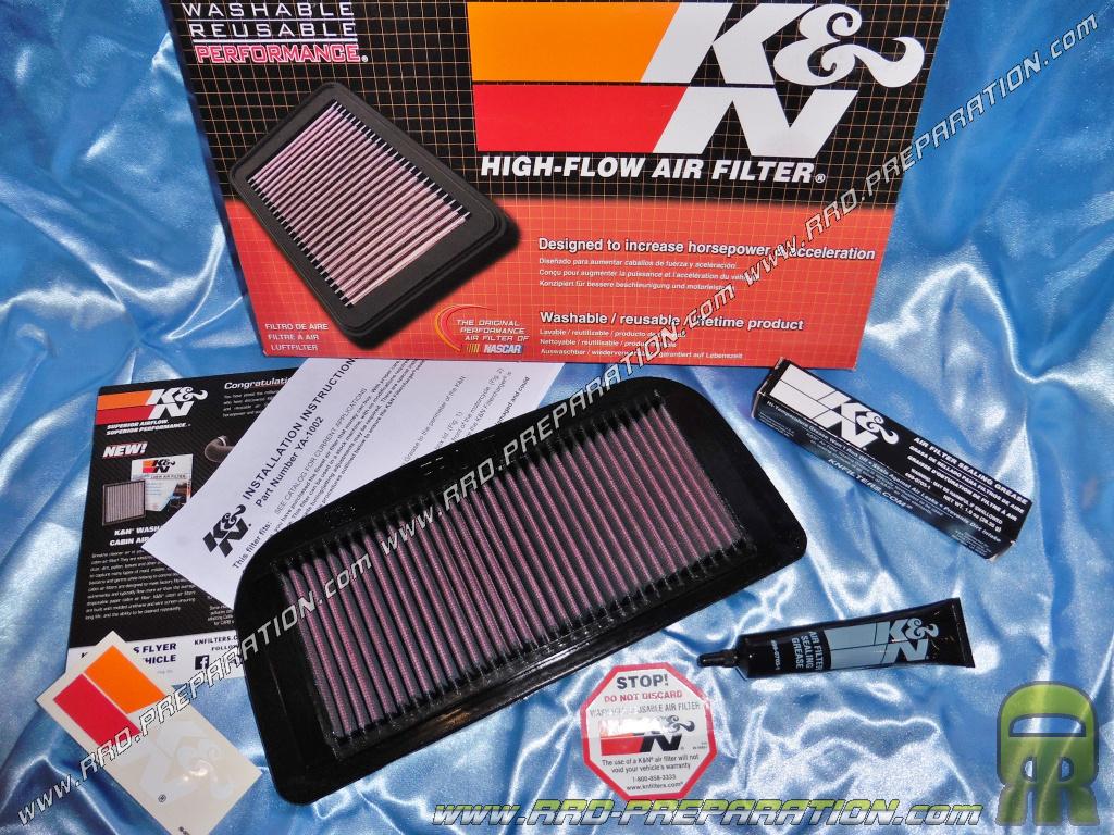 Filtro de aire original para Yamaha 1000 YZF R1 2002-2003