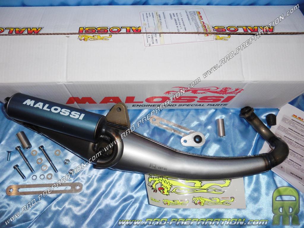 Complete Exhaust Sports 50 CC Suzuki AP 50 T Scooter 1996