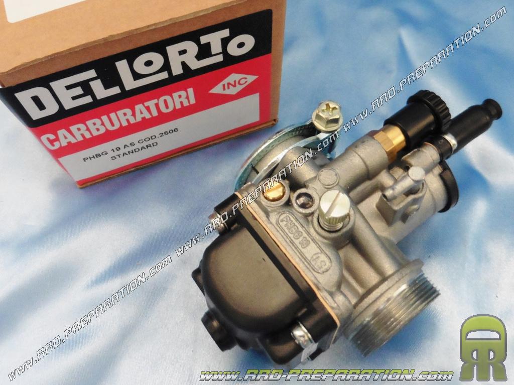 Carburatore DELLORTO PHBG 19/AS