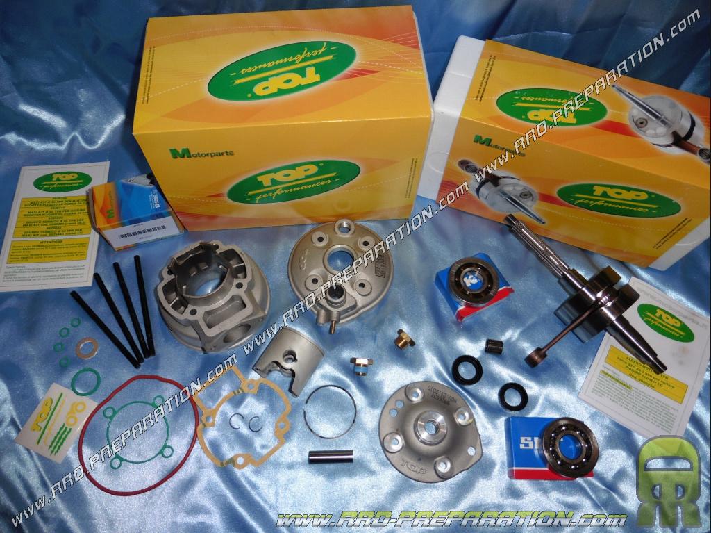 Top Performances gear Roller for Minarelli AM