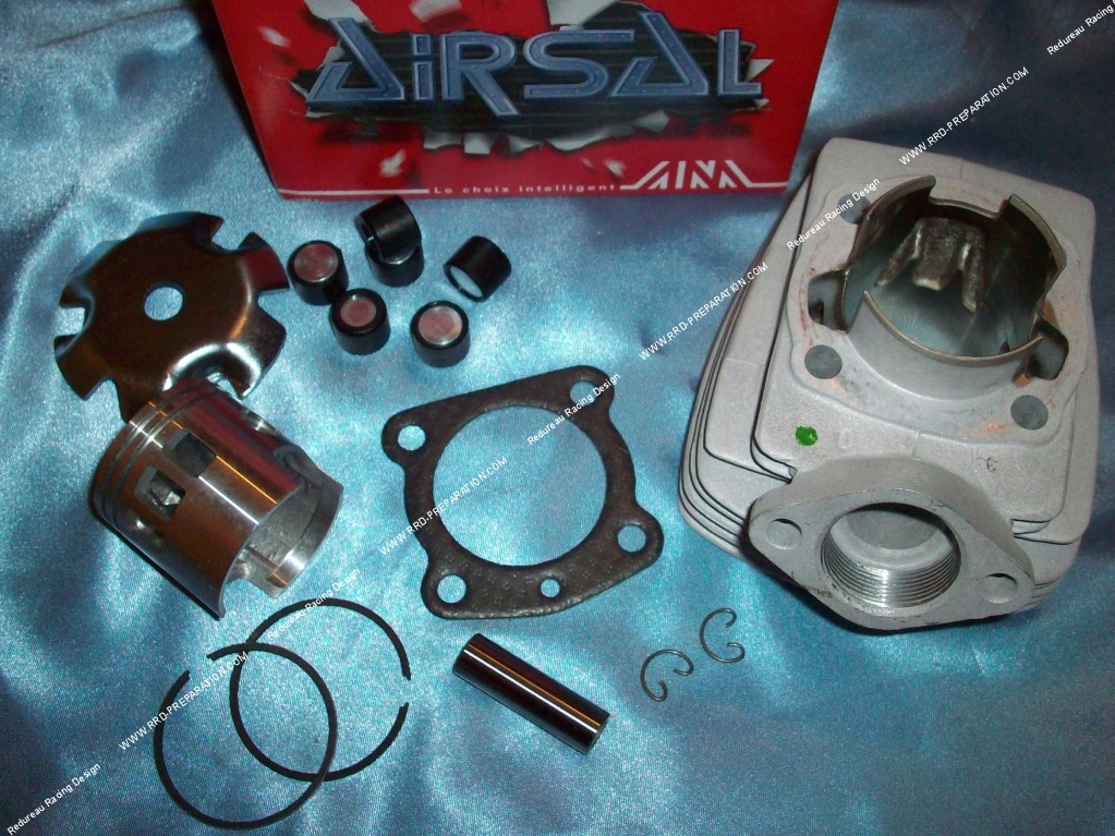 AIRSAL 50/cc cylindre kit pour Peugeot Fox 50