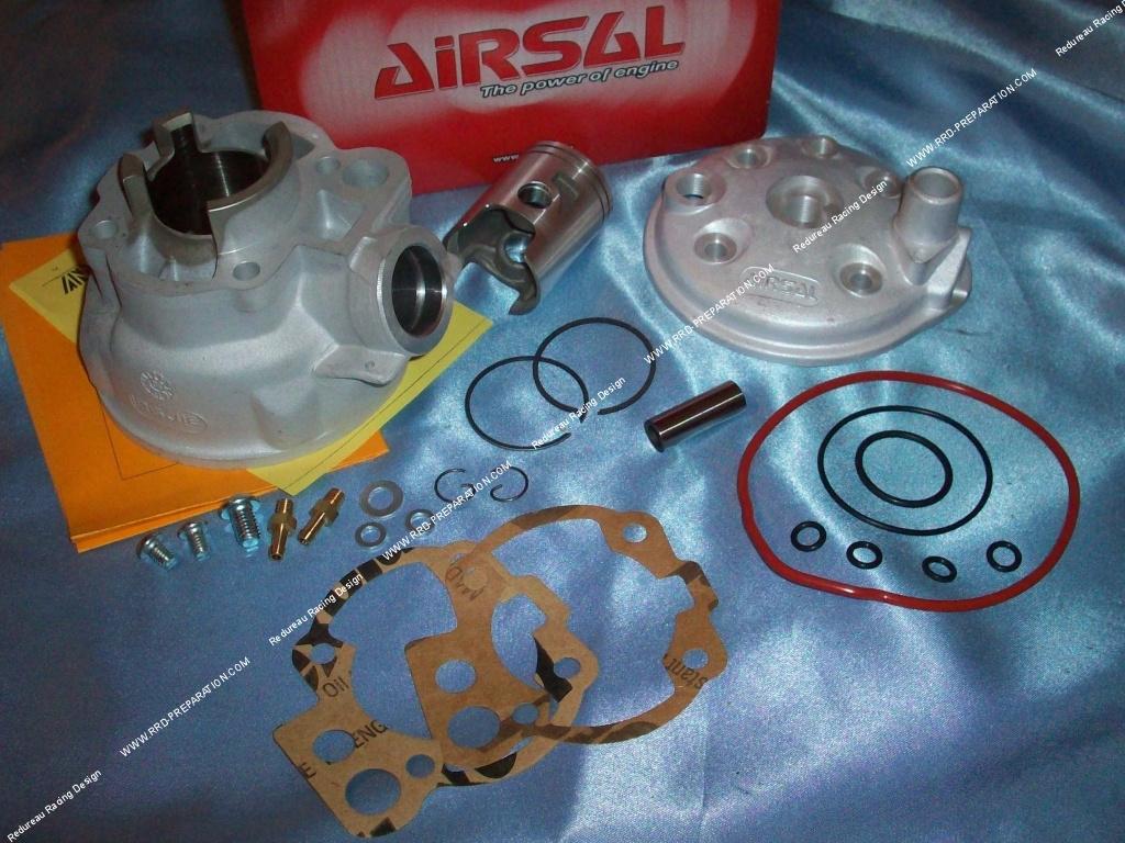 kit 50cc haut moteur 40 3mm airsal sport aluminium minarelli am6. Black Bedroom Furniture Sets. Home Design Ideas