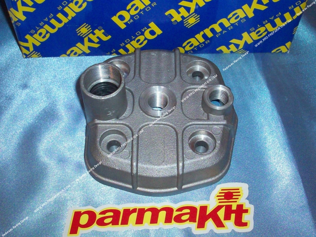 47mm cylinder head for kit 70cc parmakit bi segments on derbi euro 1 2. Black Bedroom Furniture Sets. Home Design Ideas