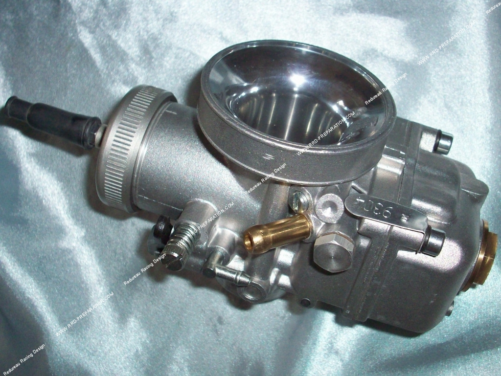 Carburettor DELLORTO VHSH 30 CS Competition without separate greasing,  choke lever - www rrd-preparation com
