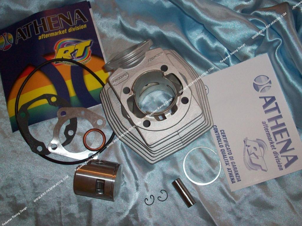 70cc kit Ø46mm ATHENA racing polygonal XXL aluminum air