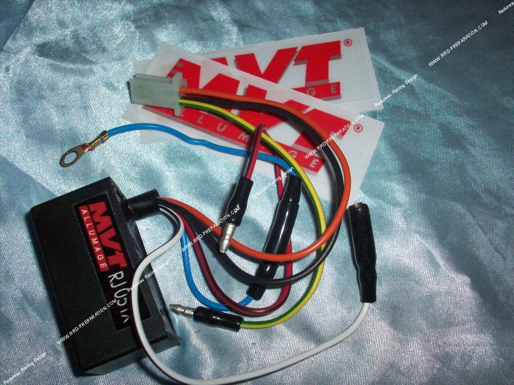 CDI unit, diagrame DAL 2 for MVT premium PREM 02, PREM 03 and PREM ...