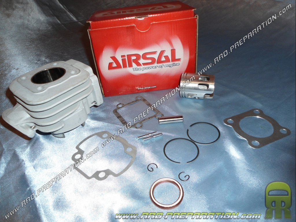 Cylinder Kit Aluminum MBK Boost Spirit Rocket Stunt next Alu New Cylinder