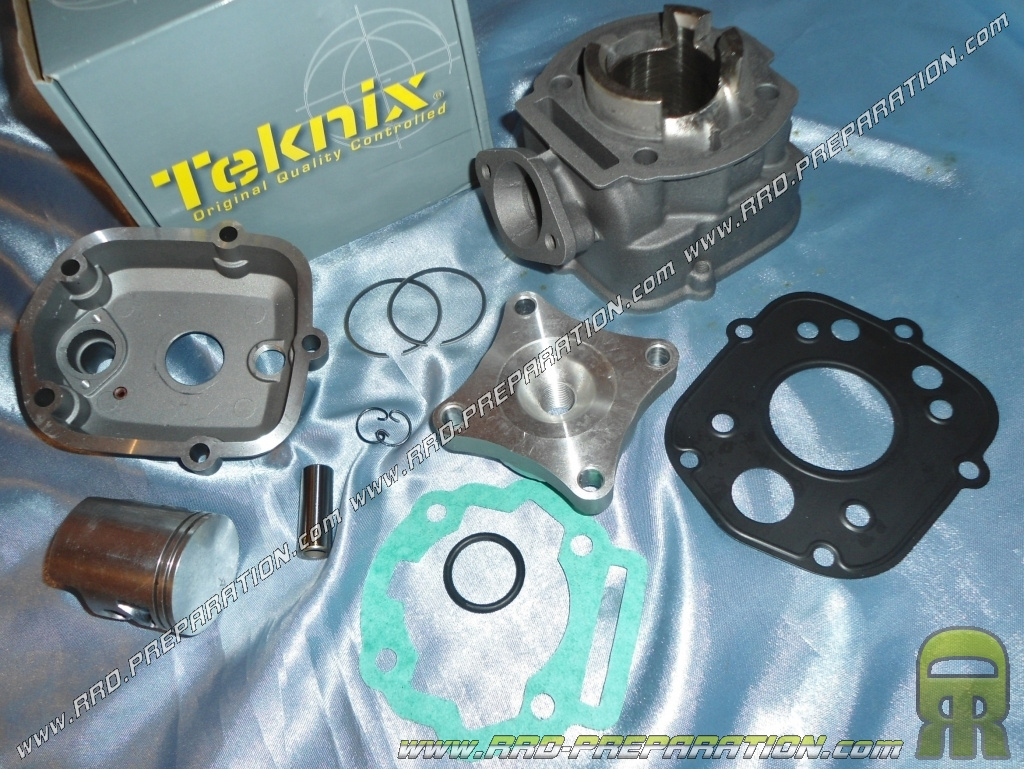 kit 50cc haut moteur 40mm teknix aluminium derbi euro 3. Black Bedroom Furniture Sets. Home Design Ideas