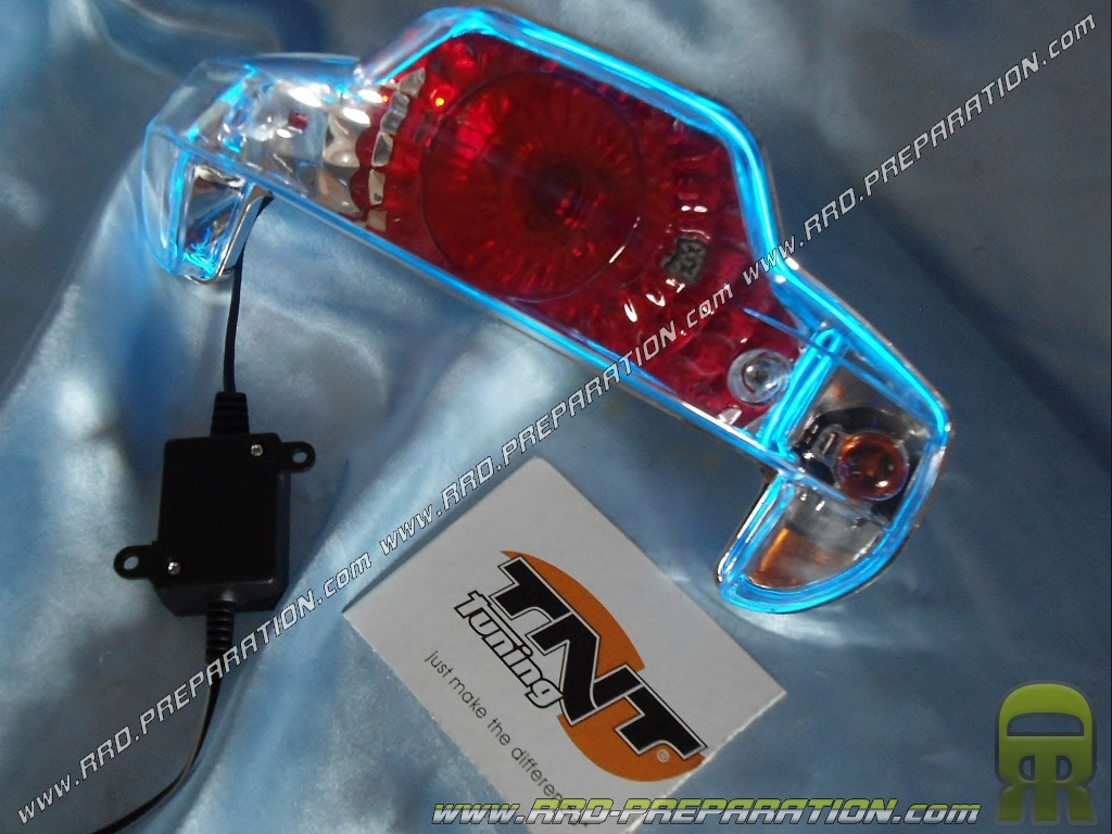 rear light for mbk booster spirit and yamaha bw 39 s 99 to. Black Bedroom Furniture Sets. Home Design Ideas