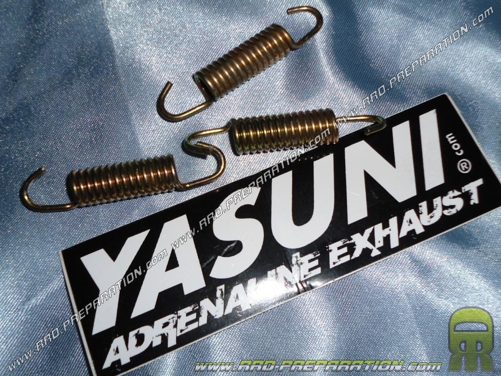 ressort de pot d 39 chappement renforc trait yasuni petit mod le 55mm. Black Bedroom Furniture Sets. Home Design Ideas