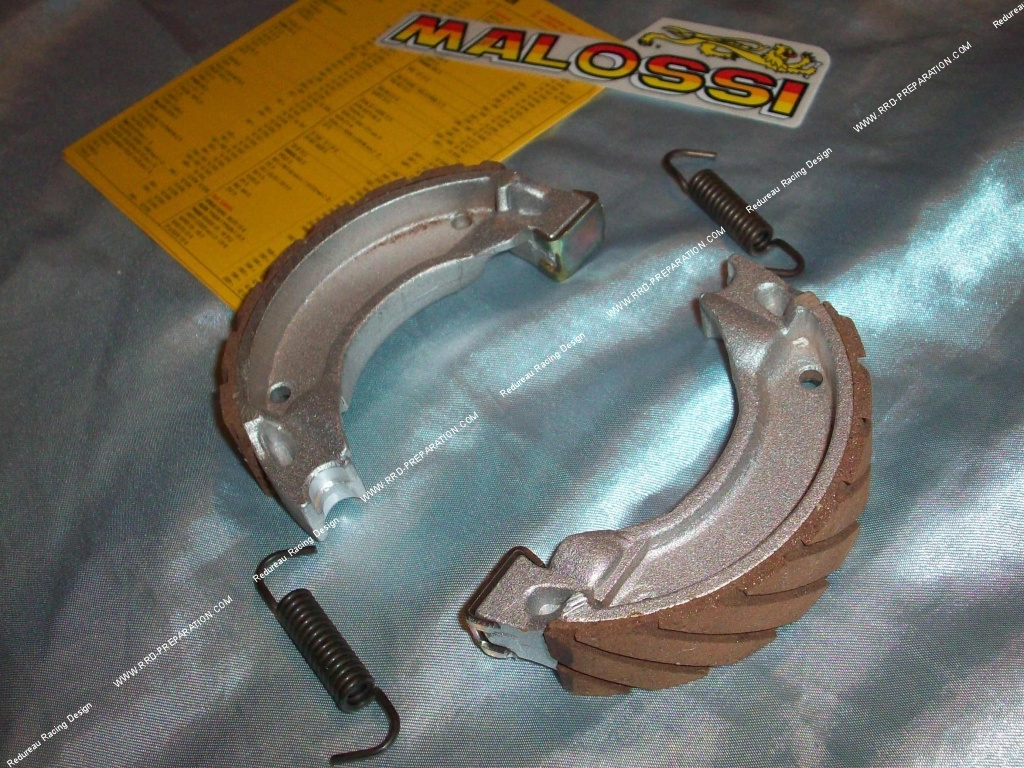 Rear Brake Shoes Malossi Racing Scooter Peugeot Rapido St Sc Bike Stickers Design Honda Dio Kymco Bsv Lead Vision 50cc