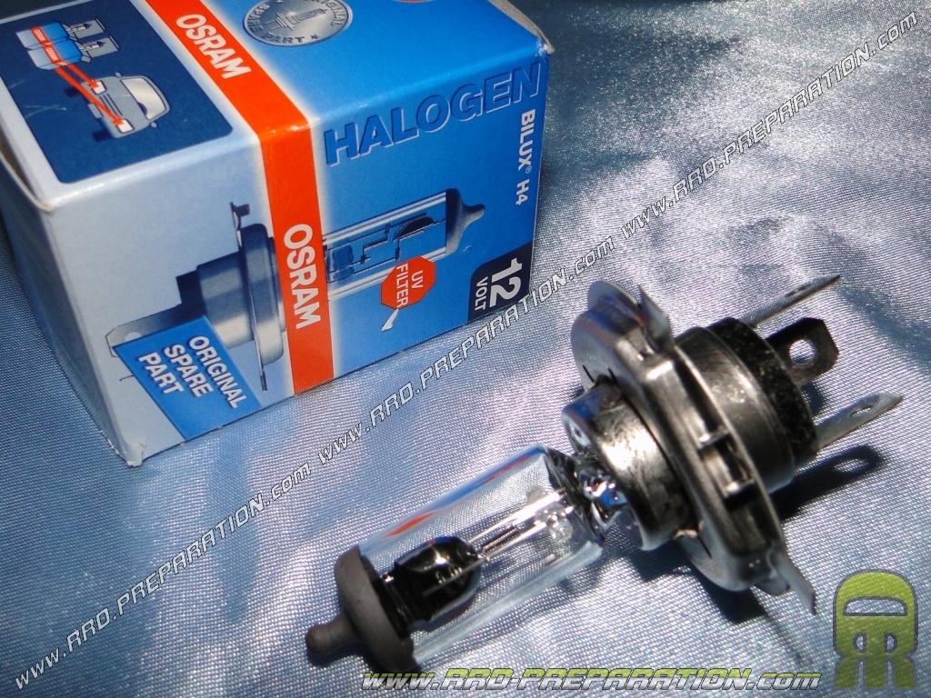 H4 Headlight Bulb P43t Osram Front Lamp Lamp 12v 60 55w Www