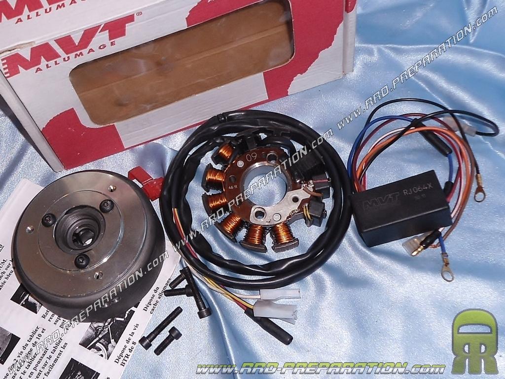 ignition mvt millenium external rotor with lighting for. Black Bedroom Furniture Sets. Home Design Ideas