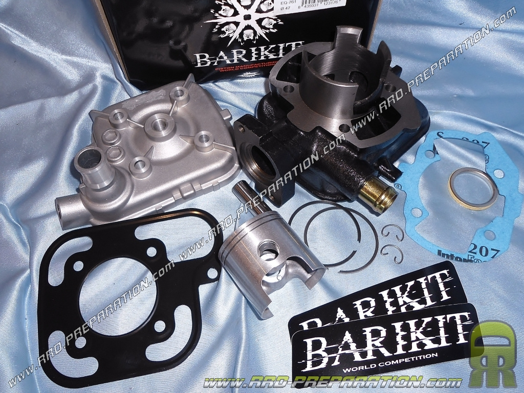 Kit 70cc 47mm Fonte Barikit For Peugeot Ludix Blaster Jet Force Engine Diagram 50cc