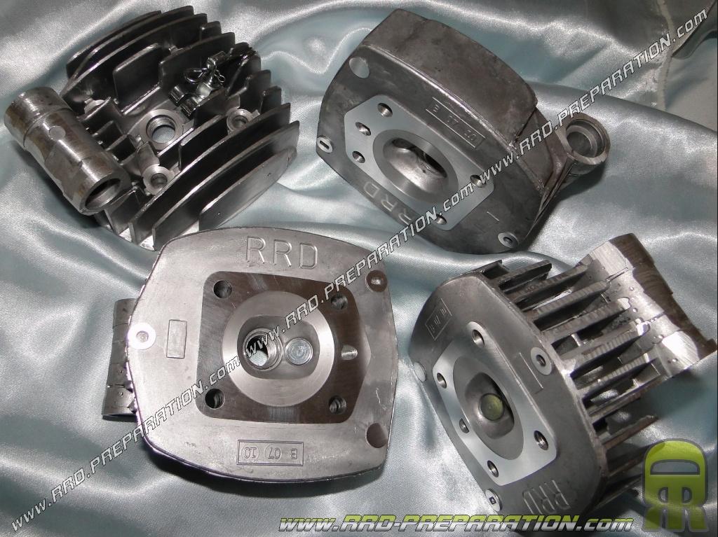Culasse rrd haute compression avec d compresseur pour kit for 998 haute compression